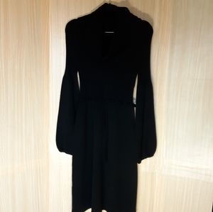 Calvin Klein cowl neck sweater dress.  Medium
